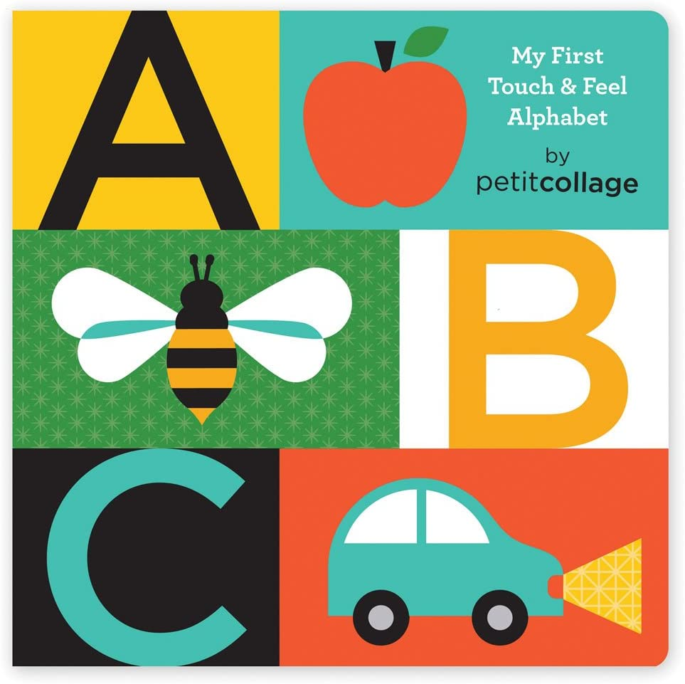 ABC: My First Touch & Feel Alphabet