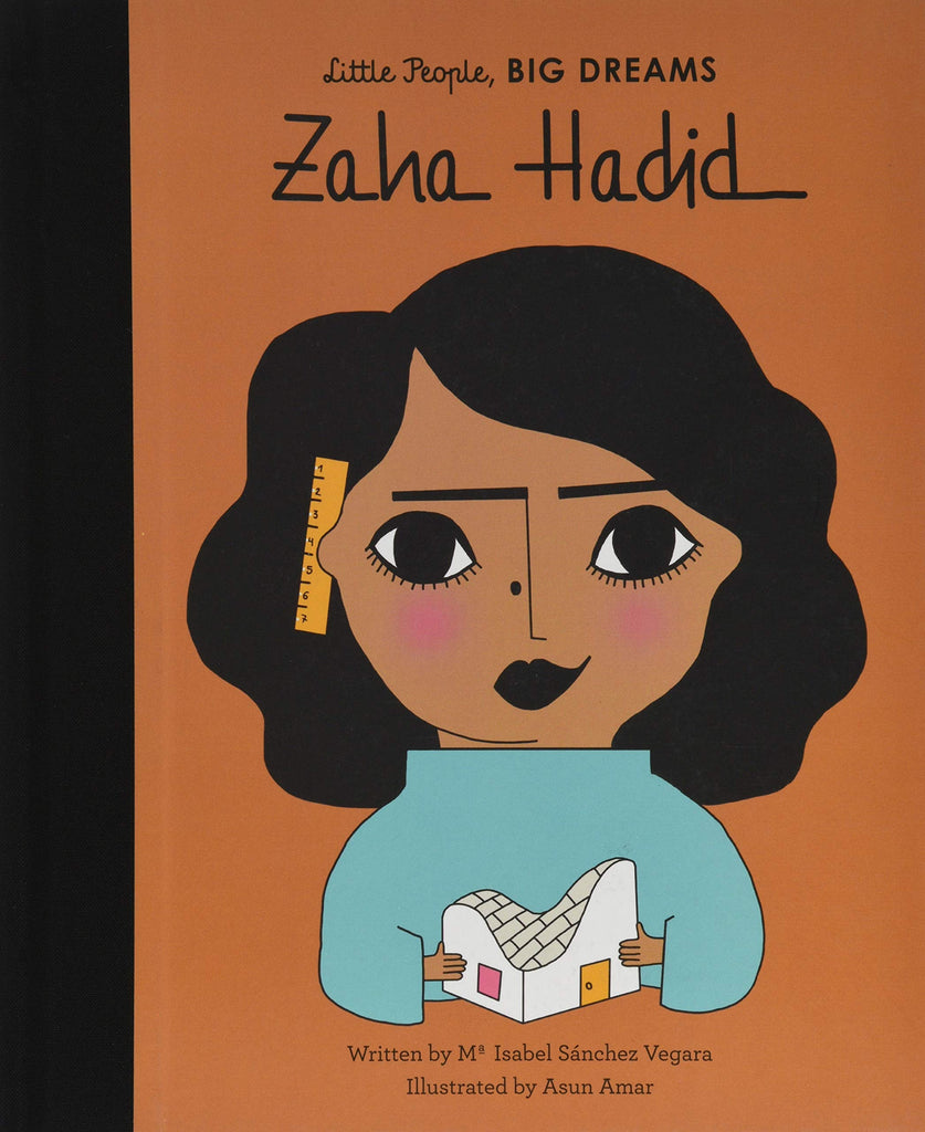 Little People, Big Dreams: Zaha Hadid