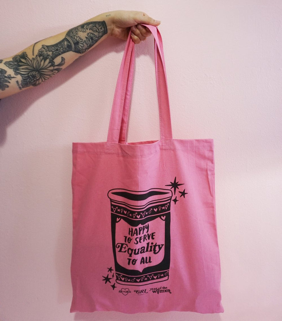 Equality Coffee Tote