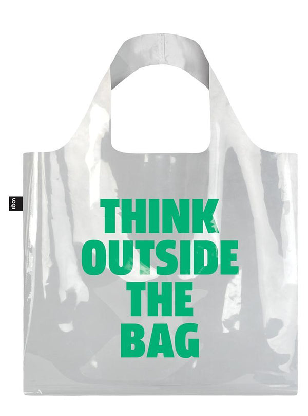 """Think Outside the Bag"""