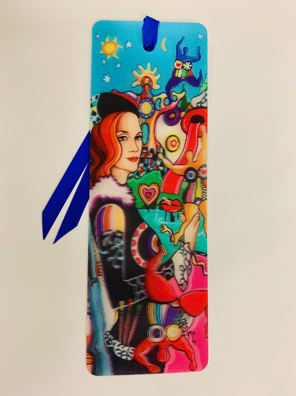 Niki De Saint Phalle Bookmark