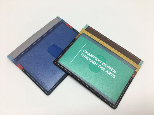 Double Sided Credit Card Holder