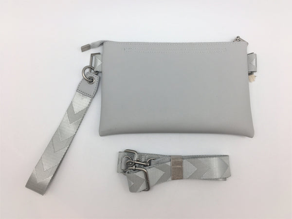 Grace Convertible Pouch - Grey