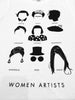 Women Artists T-Shirt