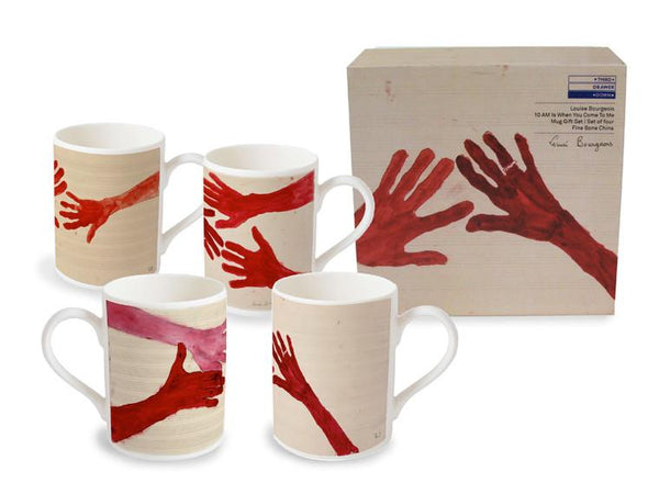 Louise Bourgeois Bone China Set