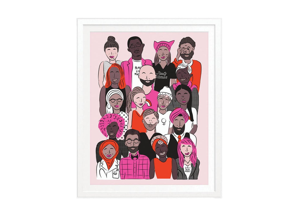 Our Voices Matter Print