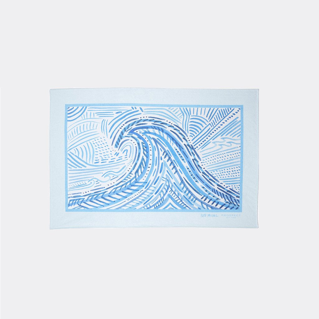 "Kate Neckel ""Malibu"" Beach Towel"