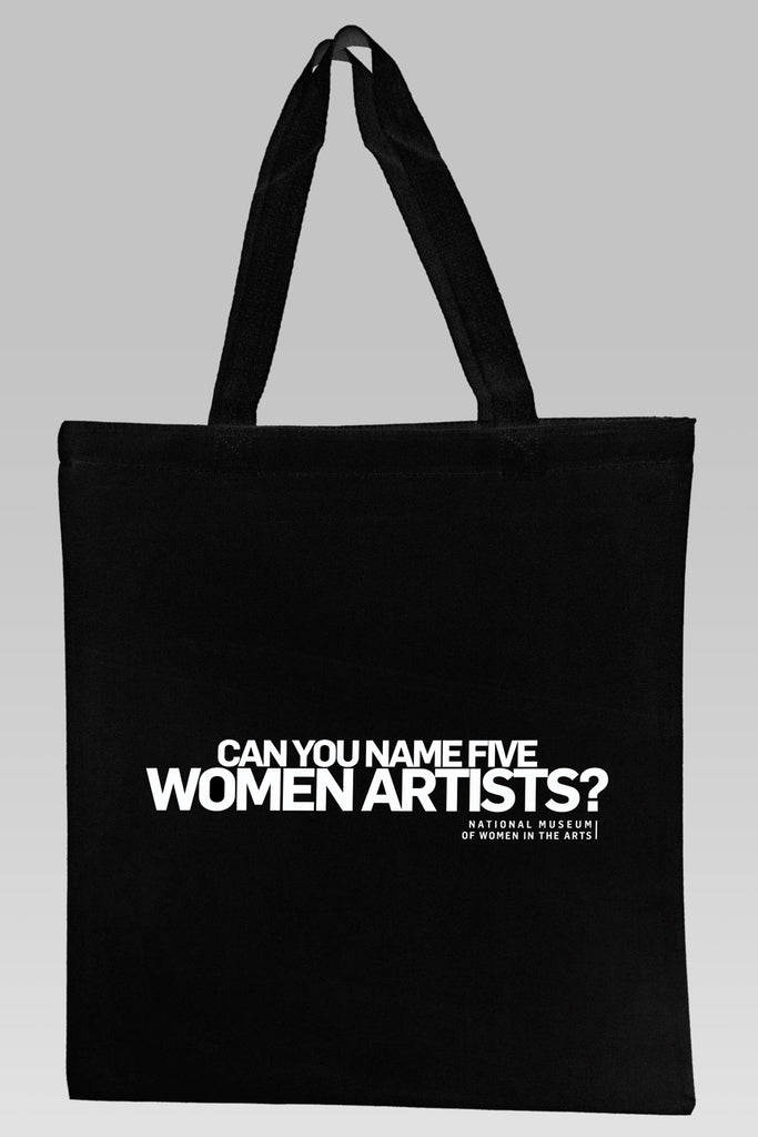 #5WomenArtists Tote