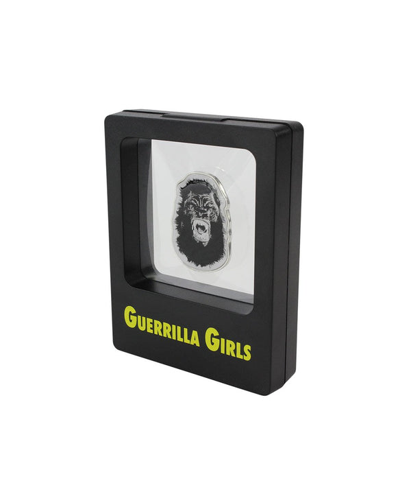 Guerrilla Girls Pin