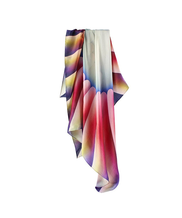 "Judy Chicago ""Through the Flower"" Scarf"
