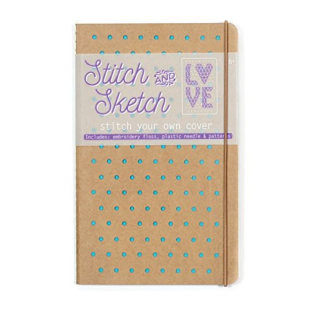 Stitch & Sketch Notebooks