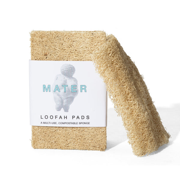 MATER LUFFA PAD (PACK OF 3)