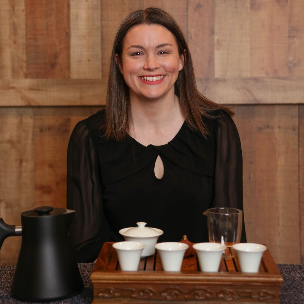 Nicole Wilson - tea for me please with East Forged