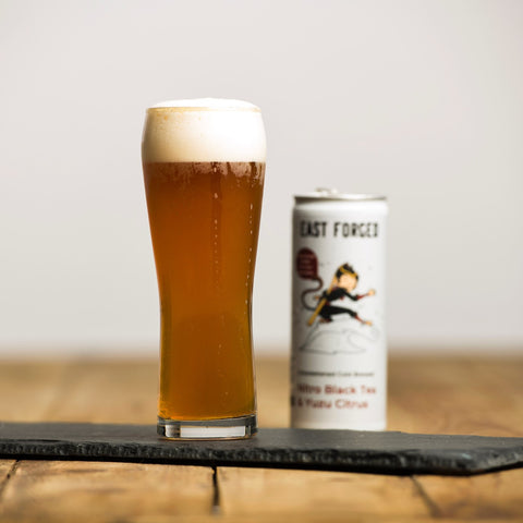East Forged Nitro-Infused Cold Brew Sparkling Iced Tea