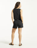fig dak short noire black shorts