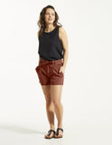 fig dak short bois de rose rosewood shorts