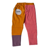 INNOVATOR JOGGER in Happy Yellow + Party Purple + Pop Pink - NUDNIK