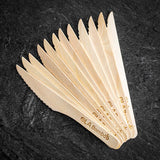 OLA BAMBOO - Disposable wooden utensils
