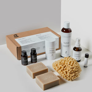 Coffret Deluxe — Soins corps by Les Industries Groom -  | Samara & Co
