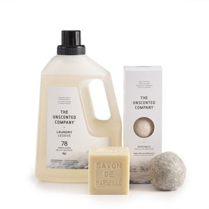 Trio pour le lavage by Unscented Co. - Produits nettoyants | Samara & Co