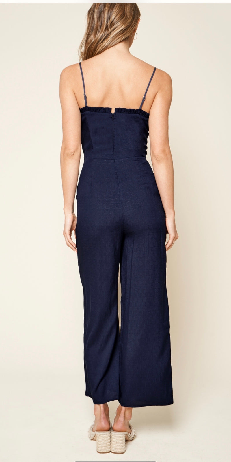 Jumpsuit navy