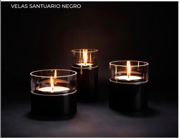 And Jacobs Velas Santuario Negro