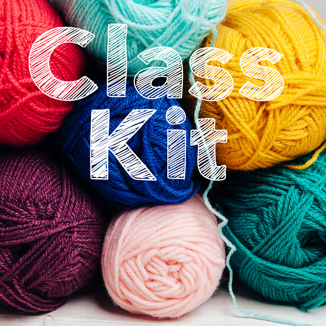 Materials Kit for Arts & Crafts Summer Camp