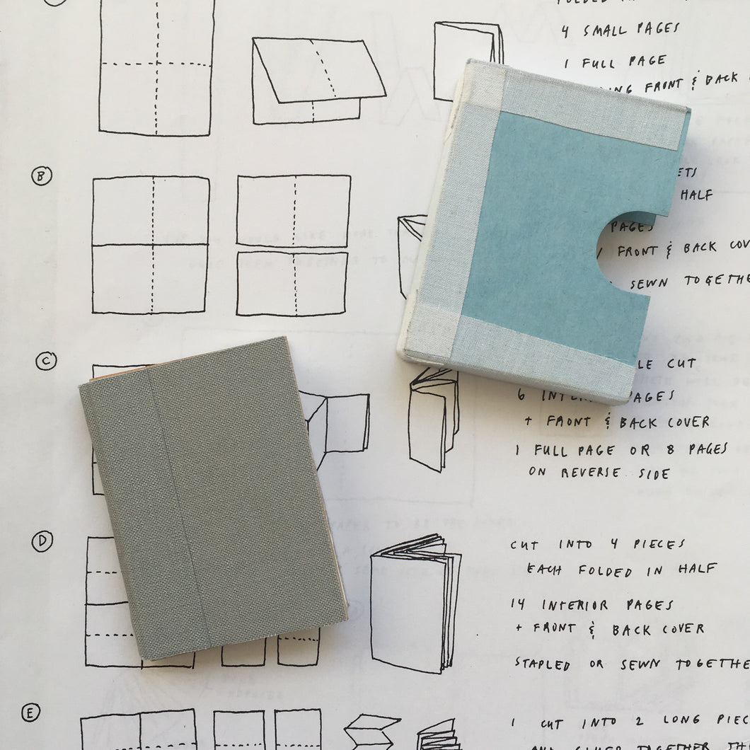 Sold Out: Bookmaking Workshop