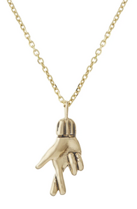 Lucky Charm Necklace by LHN Jewelry