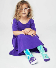 Load image into Gallery viewer, Dolphin & Fish Kids Socks by PALS