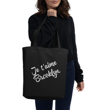 Load image into Gallery viewer, Je T'aime Brooklyn Tote