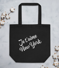 Load image into Gallery viewer, Je T'aime New York Tote