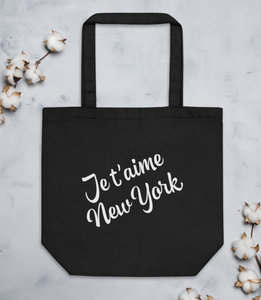 Je T'aime New York Tote