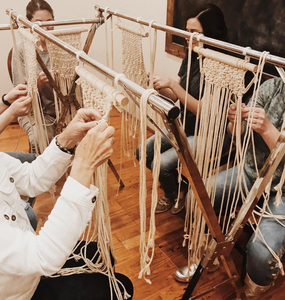 Sold Out: Macrame Workshop