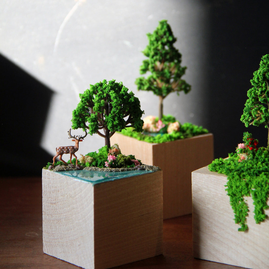 Sold Out: Diorama Workshop: