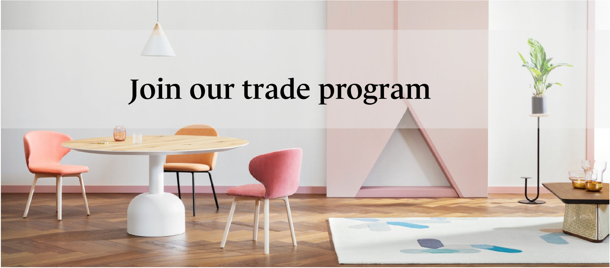 Modern Furniture Trade program