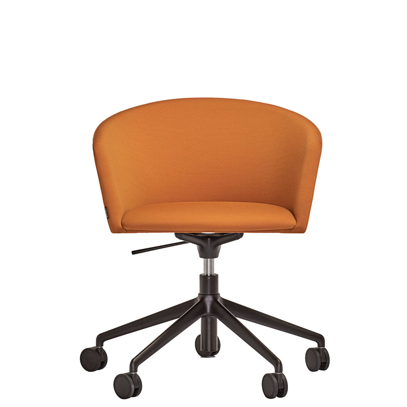 Moon 663DR Office Chair - Swivel with Castors