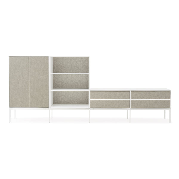 Lapalma ADD S office storage high end modern office furniture