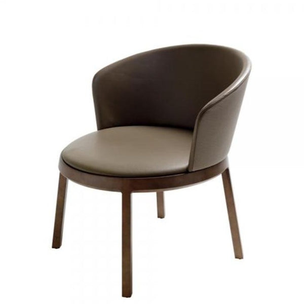 Aro 695T Lounge Chair - Fully Upholstered