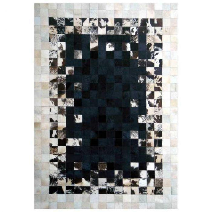 Manolas Cowhide Area Rug Linie Design