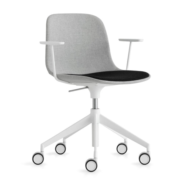 Seela 5-Star High Base Height Adjustable with Armrest