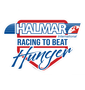 Halmar Racing to Beat Hunger Donation