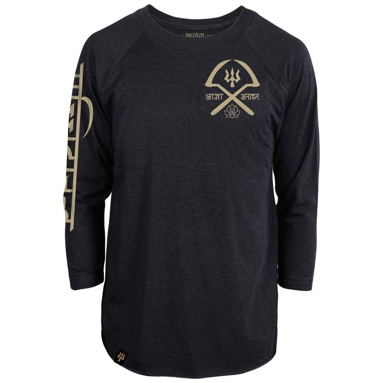 Raglan Shirt: 'Battle Axe'