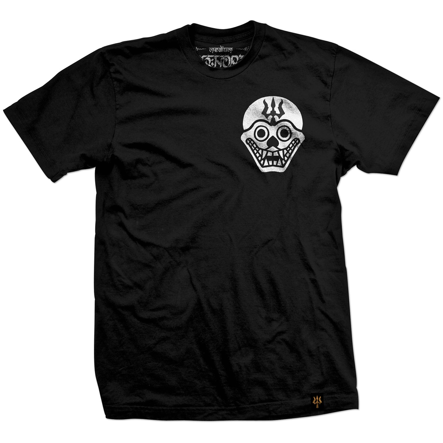 T-shirt: 'Practice Dying' Black