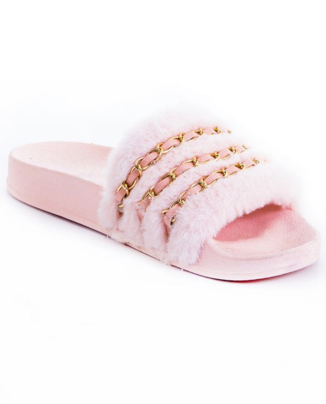 Chain slippers