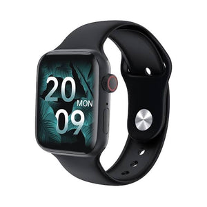 HW22 Smart Watch Full Screen/Fitness Tracker/Call Feature/Heart Rate Sensor