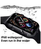 IWO W26 Plus Smart Watch | Waterproof|Infinity Display| Calling For Android & IOS Device-[ Crown Working ]