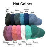 Paw Print Hat - Multiple Colors