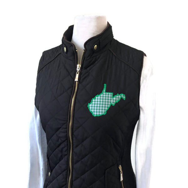 West Virginia Black Vests