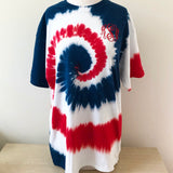 USA Monogram Tie Dye T-Shirt